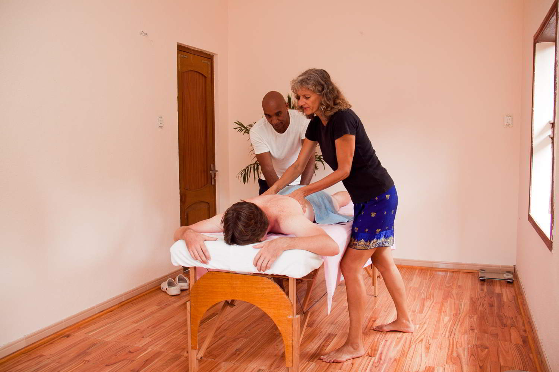 massage & qi gong workshop